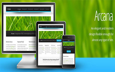 Responsive Website USA